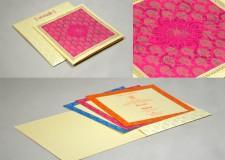 Pink Budget Wedding Card GC 1019