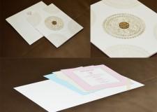 Designer Hindu Wedding Card GC 1023