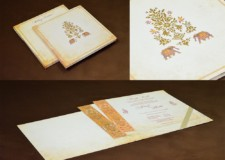 Elephant Theme Royal Wedding Card Design GC 2061
