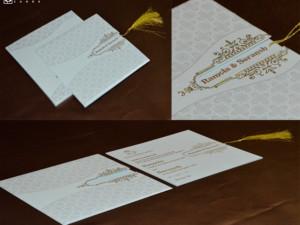 Budget Wedding Card PR 720