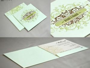 Budget Wedding Card PR 724