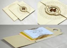 Door Style Hindu Wedding Card PR 735