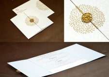 Hindu Wedding Card REL 785