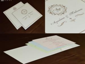 Simple Wedding Card RN 2532
