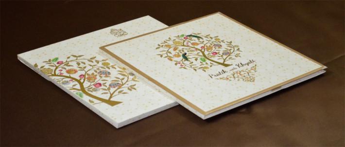 Designer Wedding Cards in Ahmedabad, India Online