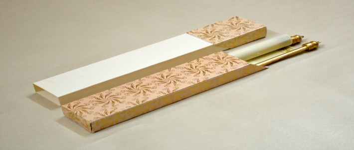 Scroll Wedding Cards and Invitations